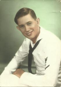 John D. Wood, Seaman