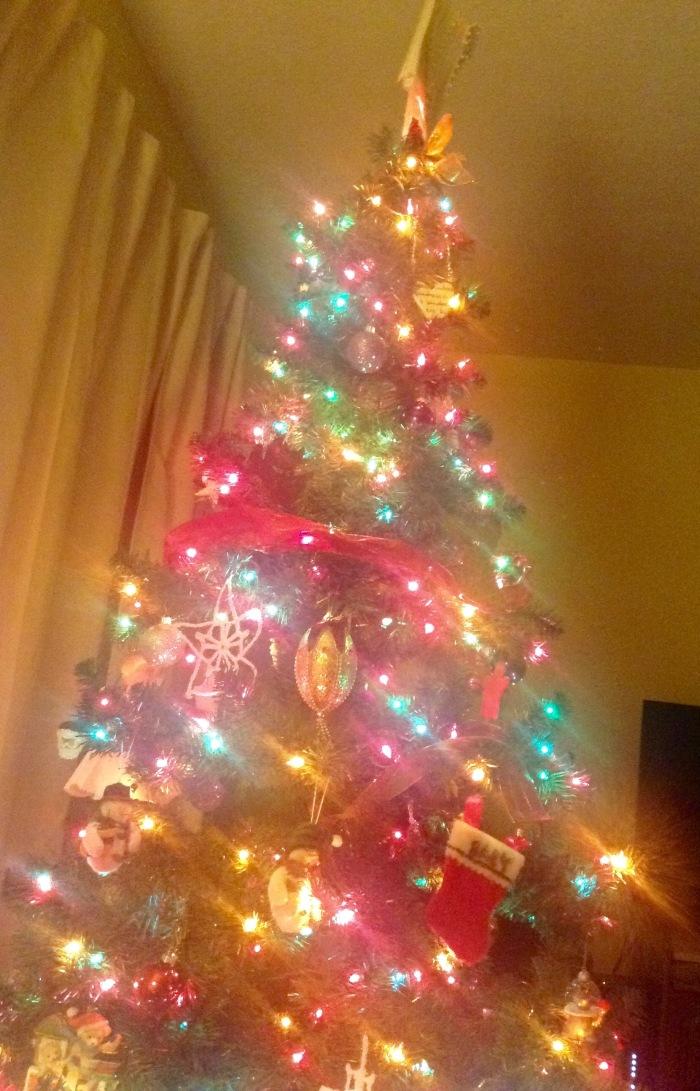 Christmas Eve at Walmart, Lubbock, Texas, 2000Something